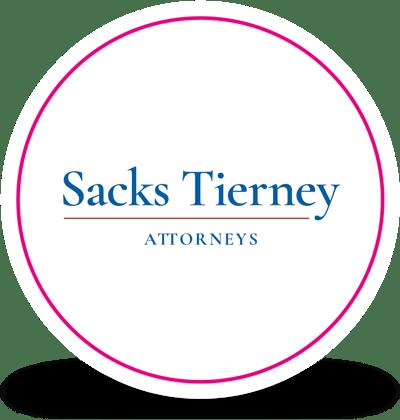 Sacks Tierney Attorneys logo